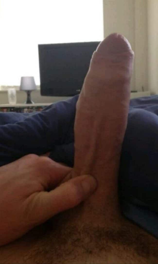 Fat Uncut Dick