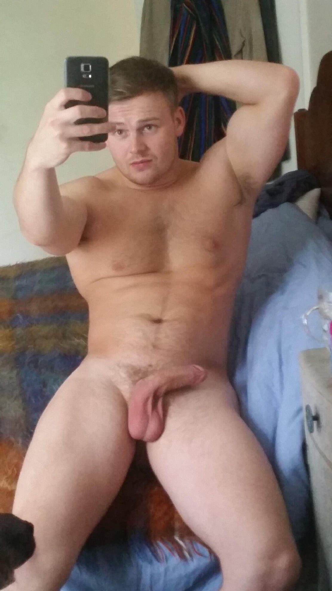 college guys hard naked